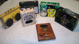 Cigar Box Amps