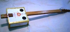 Cigar Box Guitar