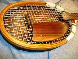 Tennis Racket Ukulele